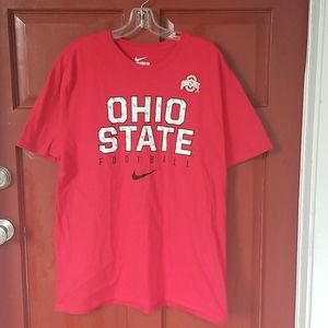 Nike The Ohio State University Tshirt OSU Buckeyes